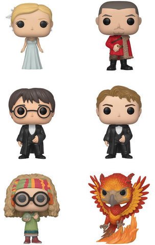 Harry Potter Funko Pops (New Wave)
