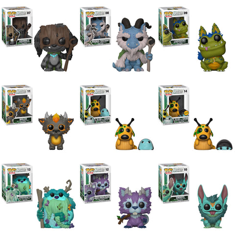 Wetmore Forest Monsters(New Monsters) Funko Pops