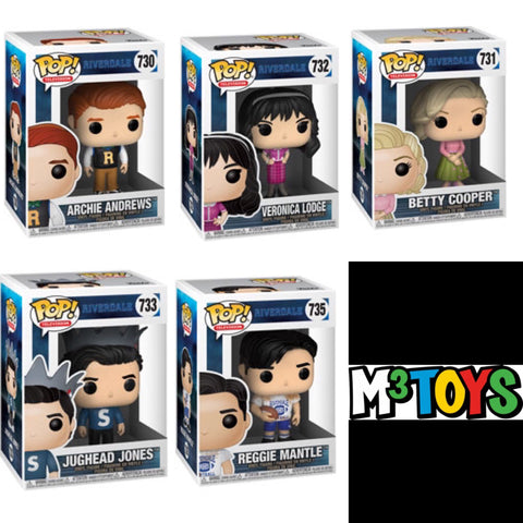 Riverdale (Wave 2) Funko Pops