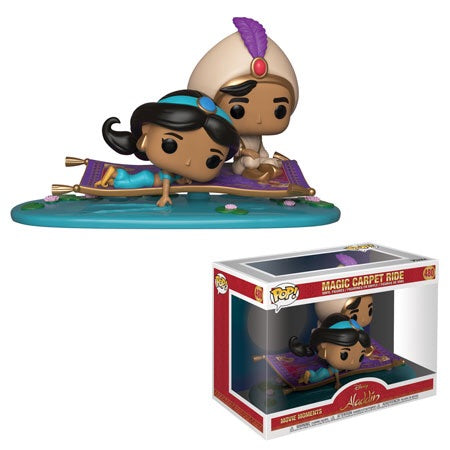 Aladdin Magic Carpet Ride Movie Moment Funko Pop