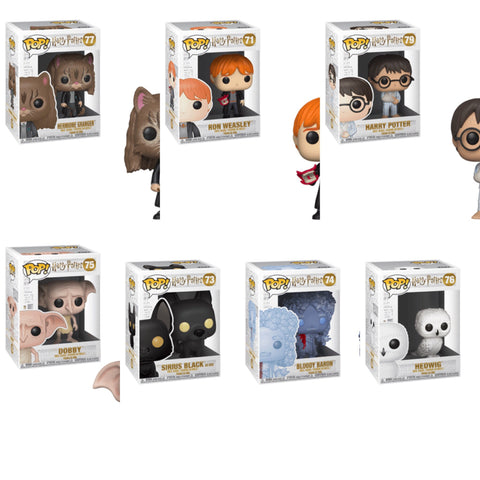 Harry Potter (New Wave) Funko Pop BUNDLE