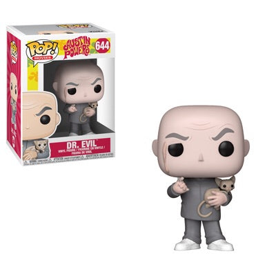 Dr. Evil Austin Powers Funko Pop