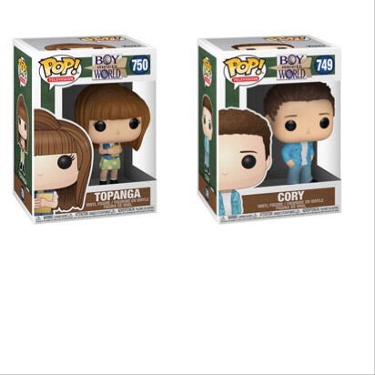 Boy Meets World Funko Pop BUNDLE