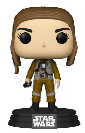 Paige Star Wars The Last Jedi WAVE 2 Funko Pop