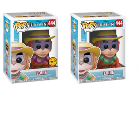 Louie Talespin Funko Pop BUNDLE with CHASE