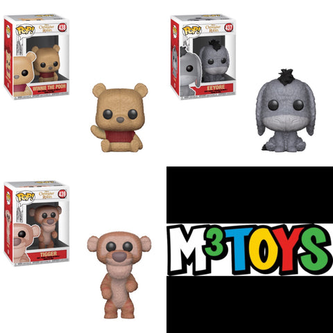 Christopher Robin Funko Pop BUNDLE