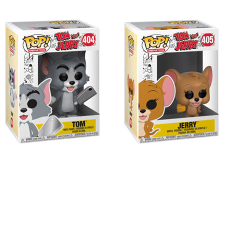 Tom & Jerry Funko Pop BUNDLE