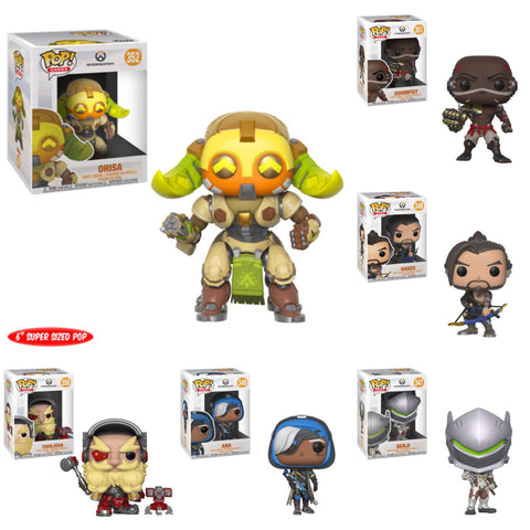 Overwatch Funko Pop BUNDLE