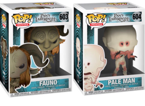 Pan's Labyrinth Funko Pops