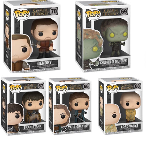 Game of Thrones Funko Pop BUNDLE