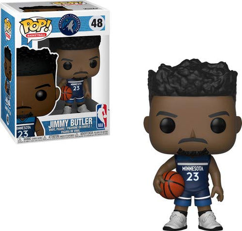 Jimmy Butler Minnesota Timberwolves NBA Funko Pop