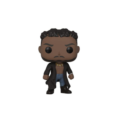 Erik Killmonger w/ scar Black Panther Funko Pop