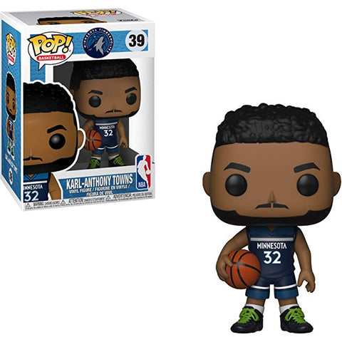 Karl-Anthony Towns Minnesota Timberwolves NBA Funko Pop