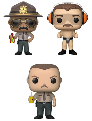 Super Troopers Funko Pop Bundle