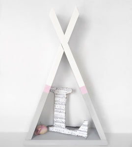 Pretty in Pink Teepee