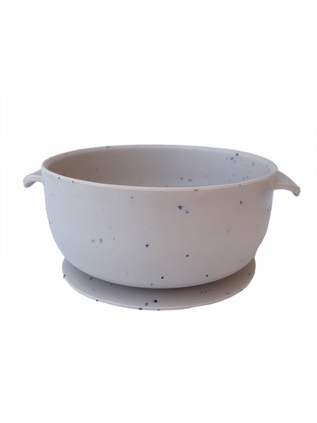 SILICONE BOWL SPECKLED RANGE