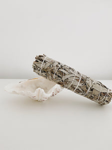 WHITE SAGE SMUDGE STICK LARGE