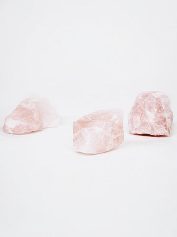 ROSE QUARTZ CHUNKS