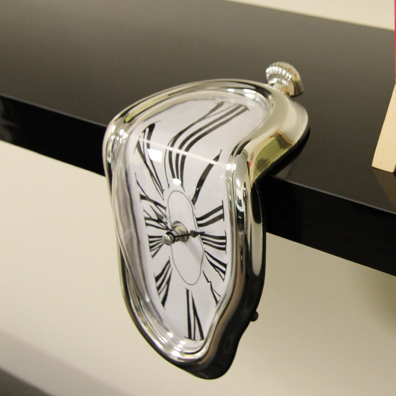 Melting Home Decor Clock The Happy Loop