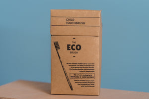 Child Sized Bamboo Toothbrush