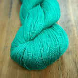 Scrumptious Lace - 100 Grams Jade Yarn