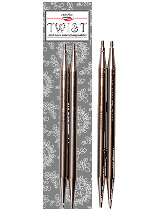 ChiaoGoo TWIST Lace Tips - 5