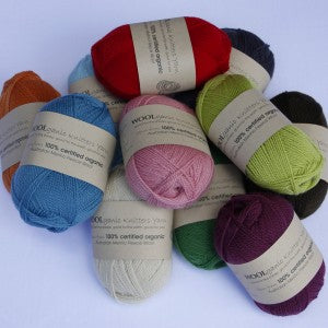 Woolganics 8 Ply - 50 Grams Yarn