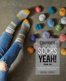 Coopknits Socks Yeah! Vol 1 Book