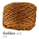 Tori -100 Grams Golden Yarn