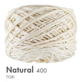 Tori -100 Grams Natural Yarn
