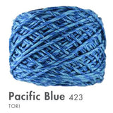 Tori -100 Grams Pacific Blue Yarn
