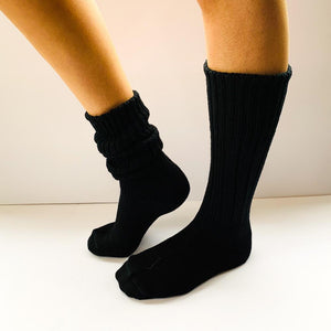 Pure Wool Mongrel Socks - Small