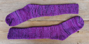 Pure Wool Mongrel Socks - Extra Large