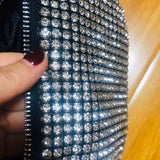Fashionable and Full Bling Handbag - Bridal / Bridesmaid / Wedding Handbag/ Evening bag - wedding prom festival fashion party