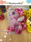 Czech/ Swarovski My Little Pony / Little Pegasus 3D Cell Phone Case