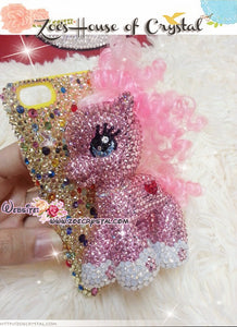 Swarovski My Little Pony BLING Crystal 3D Cell Phone Case