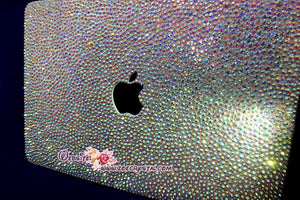 MacBook Aurore Boreale Crystal Case