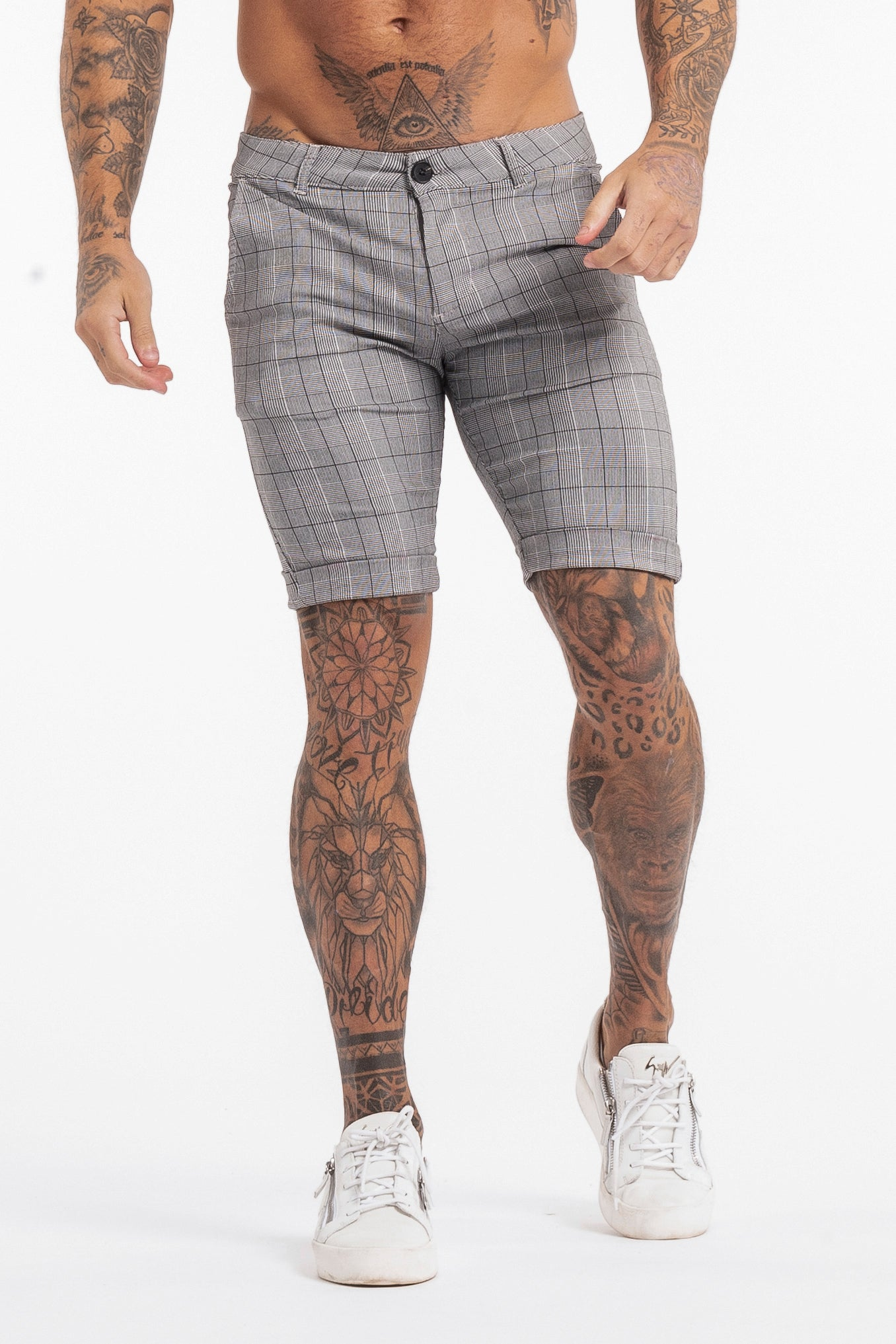 THE MOON SHORTS - GREY