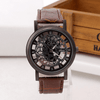 FREE Brown Quartz Wristwatch