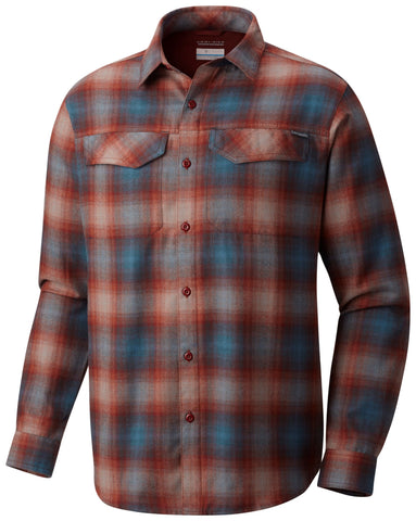 Silver Ridge flannel shirt