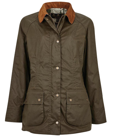 Aintree waxed cotton jacket