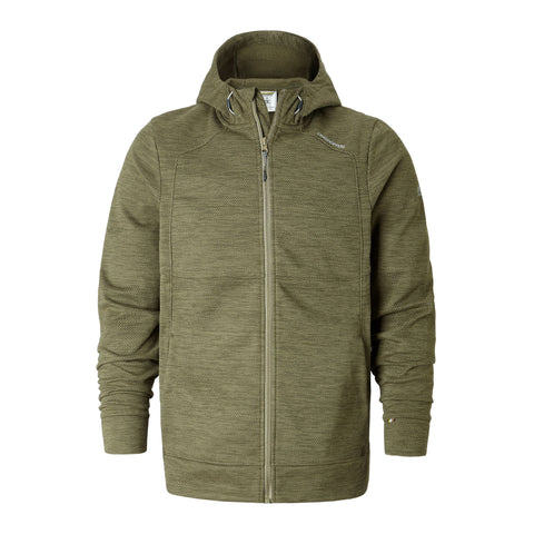 Vector hooded jacket
