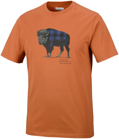 Check the buffalo T-shirt