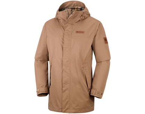 South canyon long jacket