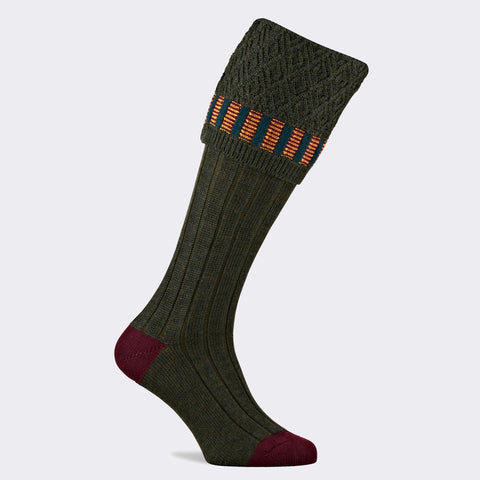 Bristol shooting sock