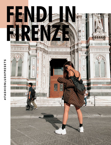 FENDI IN FIRENZE