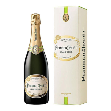 巴黎之花非年份乾香檳(禮盒) Perrier-Jouët Grand Brut Champagne NV (Gift Box) 750ml