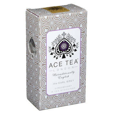 原片茶葉伯爵茶 Ace Tea Earl Grey 15'S