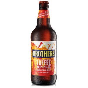 英國兄弟拖肥蘋果酒 Brothers English Toffee Apple Cider 500ml