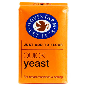 快速酵母 Doves Farm Quick Yeast 125g